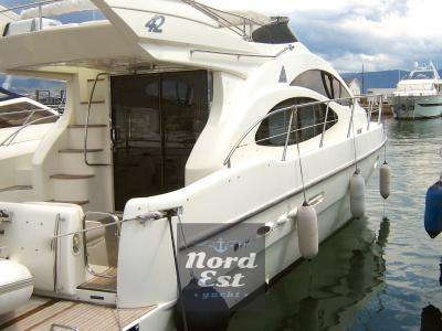 Azimut 42 fly - 3 cabine